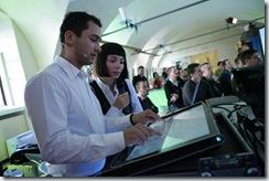 demo HP TouchSmart